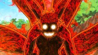 NARUTO: ULTIMATE NINJA IMPACT Gameplay Walkthrough Part 14 (PSP) - 4 TAILS KYUUBI MODE RAGE!