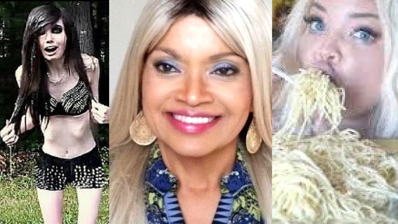 Eugenia Cooney Anorexia Nervosa / Trisha Paytas Mukbangs