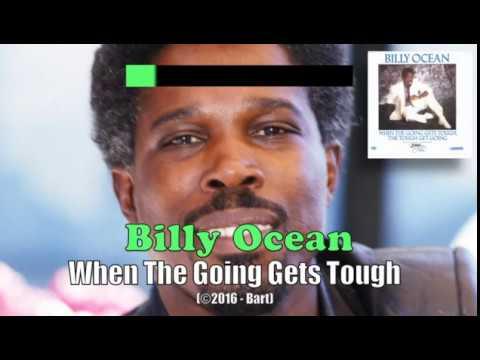 Billy Ocean - When The Going Gets Tough (Karaoke)