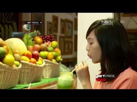 NET YOGYA - Cafe Sehat Dengan Aneka Jus Kekinian