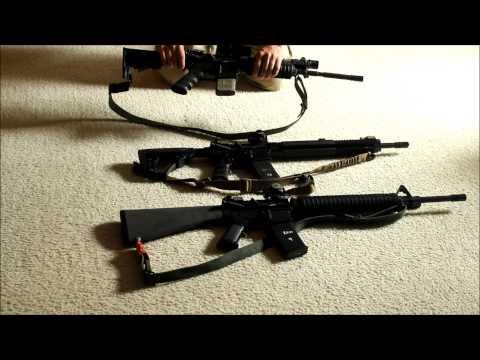 Which AR-15 Barrel Length: 16, 18, or 20