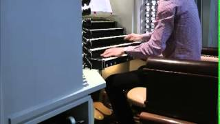 Organ transcription of Modest Mussorgsky