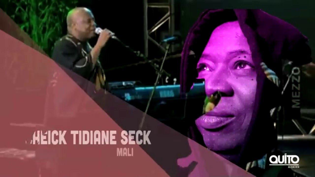 Cheick Tidiane Seck (Mali) - Ecuador Jazz 2016