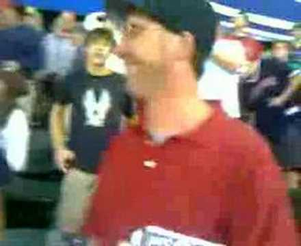 Manny Ramirez ALDS Game 2 Walk Off