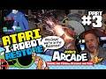Atari I, Robot Restoration - Part 3 - Cooling Fan, Speaker Brackets, and more!