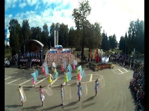 9 сентября – день древнего города Городца.