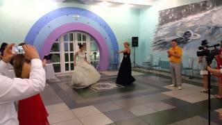 Танец невестки со свекровью 06.06.2015