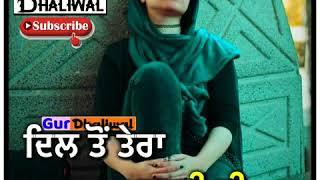 Rabb Vargeya Balraj status || balraj new song WhatsApp status 2019