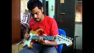 Vande Mataram - Songdew - The Great Indian Guitar Solo Contest Entry 1 by Neeraj Narayan
