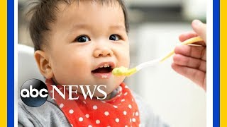 Consumer Reports claims heavy metals were found in popular baby foods