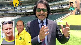 Pakistan White Washed by South Africa | Ramiz Speaks