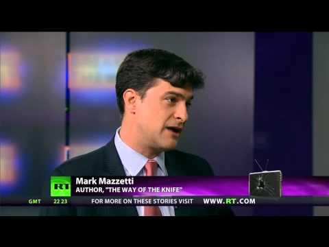 CIA Blank Check | Interview with Mark Mazzetti