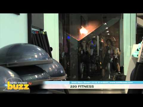 MyLocalBuzzTV 220 Fitness Santa Monica