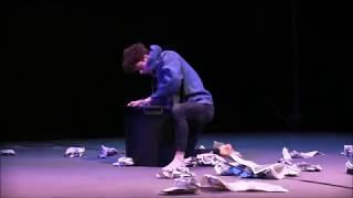 """""""SEUL"""" - Solo de Marius Fouilland, en collaboration avec Marion Castaillet"""