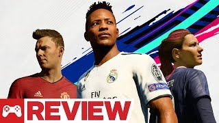 FIFA 19 Review (Video Game Video Review)