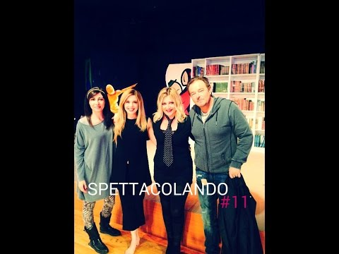SpettacolandoTv #11 - Paola Aspri intervista Sebastiano Somma, Benedicta Boccoli e Morgana Forcella