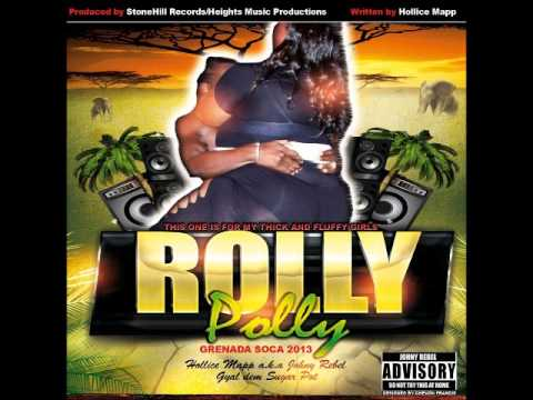 Hollice Mapp (Mr Killer) - Rolly Polly (Grenada Soca )
