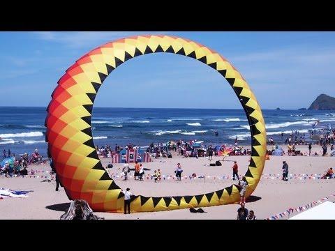 ♥♥ Very Relaxing 4-Hour Video of Ocean Beach!