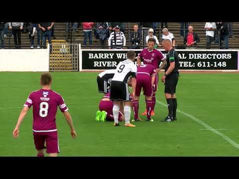 SPFL League 1: Ayr United v Arbroath