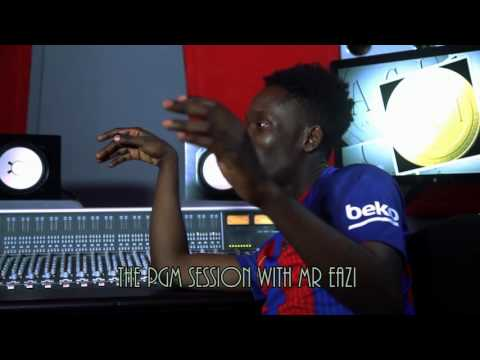 The PGM Studio Session with Mr Eazi