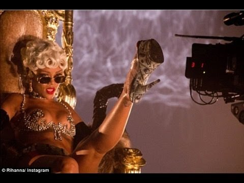 Rihanna's Pour it up Video gets banned