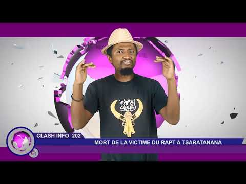 CLASH INFO ED 202 DU 31 MARS 2019 BY TV PLUS MADAGASCAR