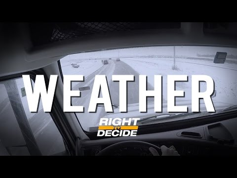 Right to Decide - Weather