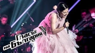 Ягода Тренева  – For You - Гласът на България 5 – Четвъртфинали (20.05.2018)