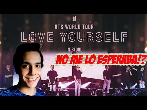 Fui a ver BTS 'World Tour LOVE YOURSELF In Seoul' - NO ME LO ESPERABA!? | SoyRoTarabini