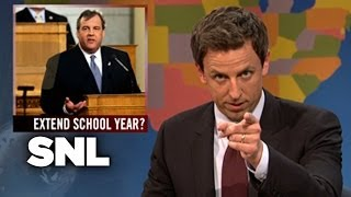Weekend Update (Full) - Saturday Night Live