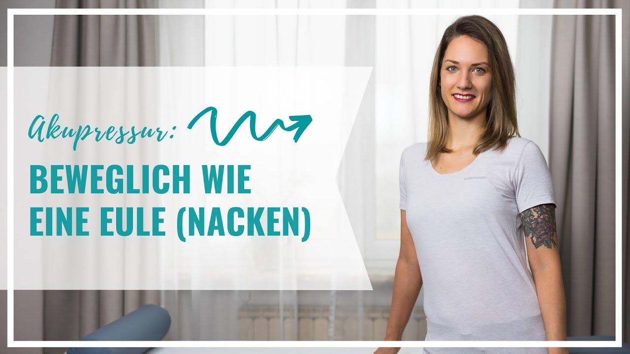Nacken- & Schulterverspannungen selbst lindern mit Akupressur