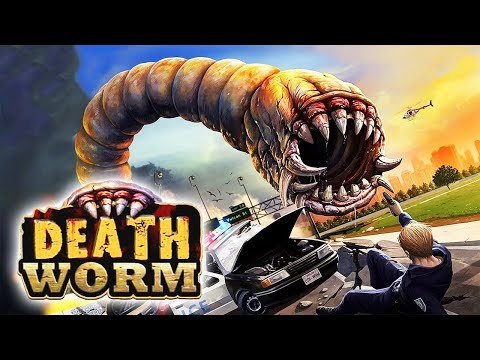 Death Worm - Giant Monster Part 1   Eftsei Gaming