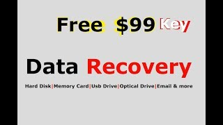 How to recover Data from Damage or corrupted Hard disk or Usb drive or Memory cards