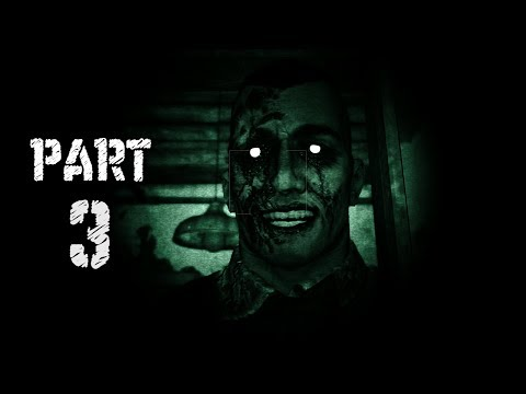 Outlast: Whistleblower DLC - Walkthrough Part 3 - Drying Ground / Vocational Block (No Commentary)