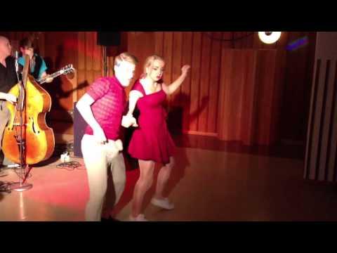 The Unkool Hillbillies vs Rasmus & Tove Boogie woogie Part 1 / 3