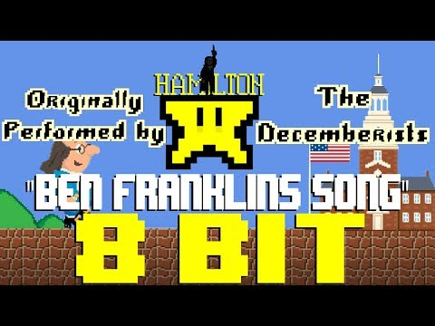 Ben Franklin's Song [8 Bit Tribute to The Decemberists] - 8 Bit Universe