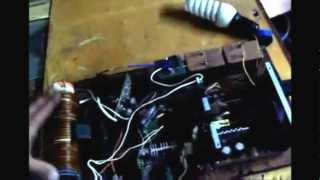 Генератор Свободной энергии с самозапиткой Dally 2012.09.10