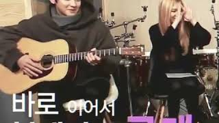 Chanyeol EXO and Rose Black Pink Moments