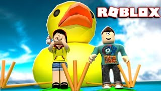 DREI LEGGED DUCK IN ROBLOX!!! (Gamma Spiele mit Dollastic Plays)