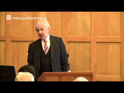 UK Parliament Open Lecture – Churchill and Ireland