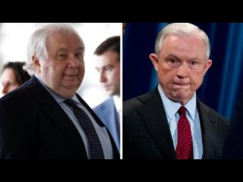 Thumbnail: Eric Shawn reports: Kislyak, Sessions and Russian sanctions