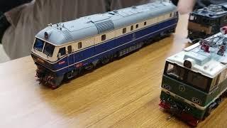 品川運転会 HOゲージ鉄道模型 Modelbahn event in Shinagawa Tokyo.