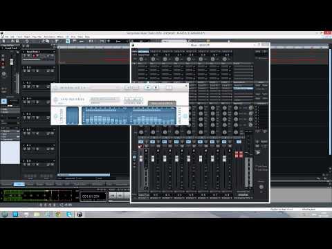 Magix Samplitude Music Studio 2014 Party 1