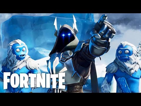 Fortnite Season 8 - Official Cinematic Announcement Trailer