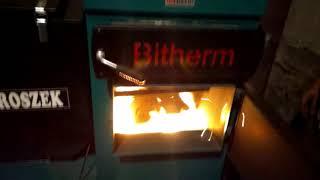 Автоматты қазандық Битерм COBRA (Қырғызстан)