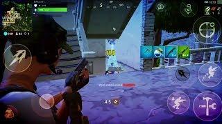 PROMO ErMoss : Fortnite Mobile : Pro Player Epic Kills montage #2 [Français]