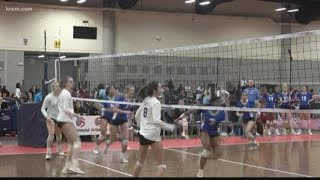 Baixar Volleyball tournament takes over INW