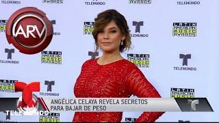 Video Angélica Celaya revela cómo perder de peso | Al Rojo Vivo | Telemundo download MP3, 3GP, MP4, WEBM, AVI, FLV Januari 2018