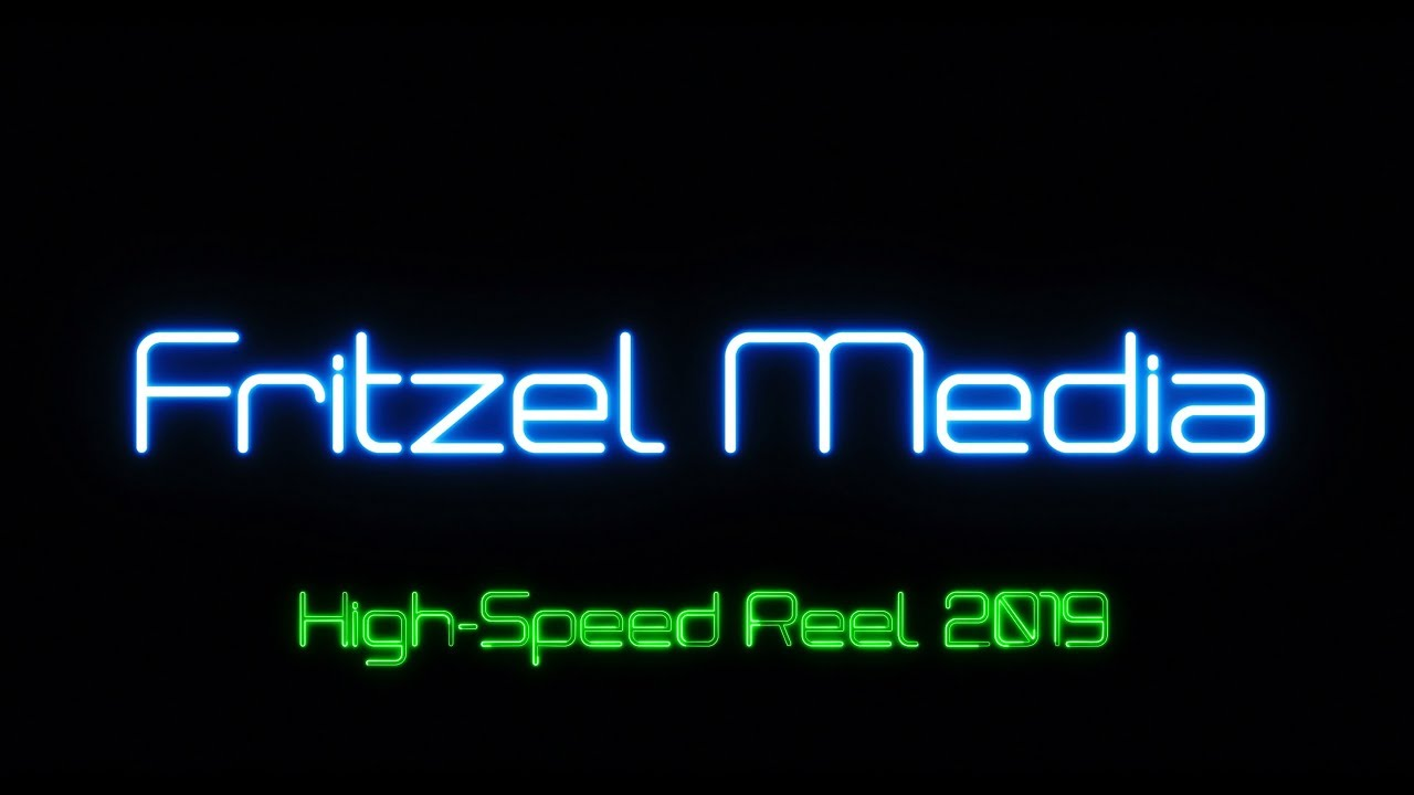Fritzel Media High-Speed Reel 2019 4K