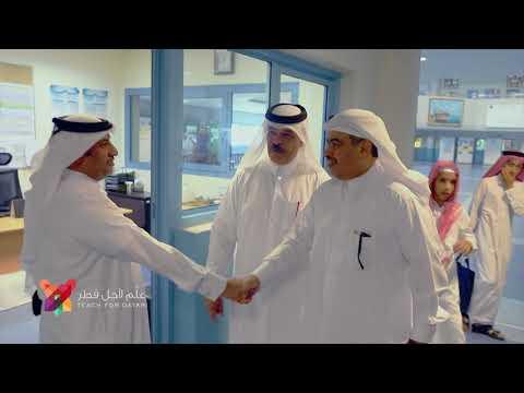 حملة كن معلماً - الحلقة الثانية: السيد علي أحمد الكواري